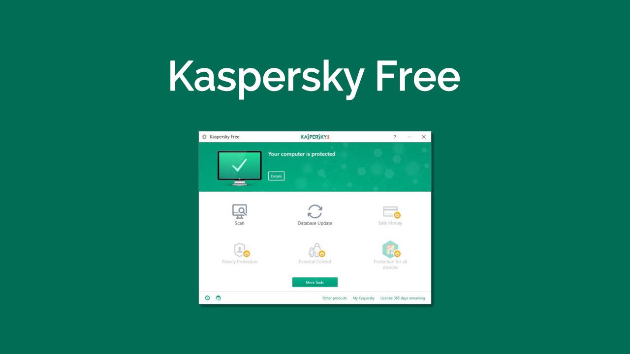 Обзор Kaspersky Free Antivirus: оценка и отзывы
