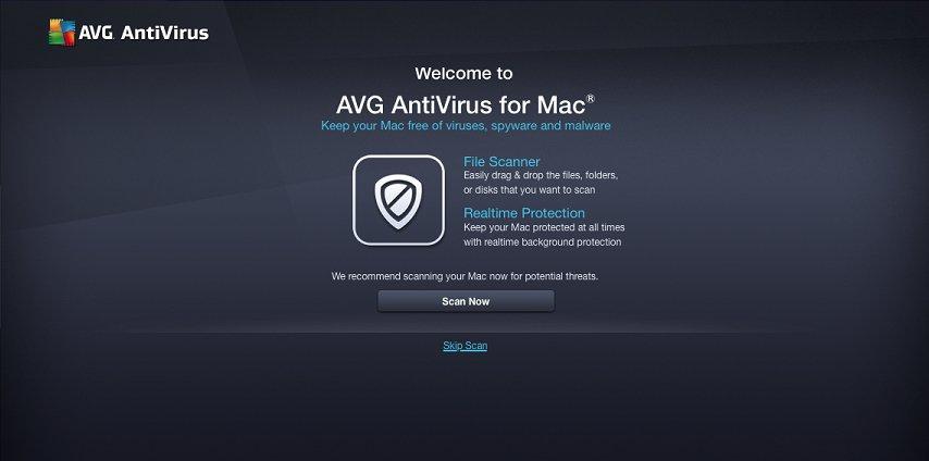 Обзор антивируса AVG для Mac
