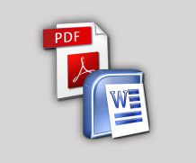 Лучший конвертер PDF в Word 2020-2021
