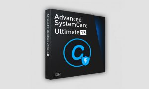 Advanced SystemCare Ultimate 13 + ключ 2020