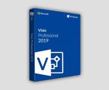 Ключи Microsoft Visio Professional 2019-2020