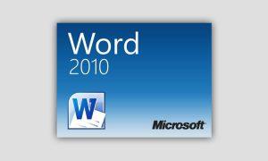 Ключи Word 2010 лицензионные