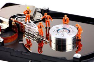 Программы для восстановления удаленных файлов и данных с жесткого диска