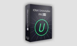 IObit Uninstaller Pro 10.6 лицензионный ключ 2021