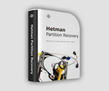 Hetman Partition Recovery 3.1 ключик 2020-2021