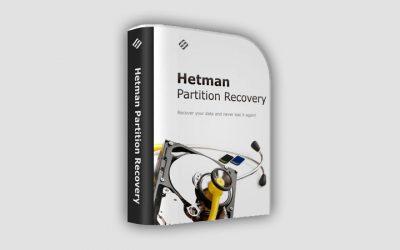 Hetman Partition Recovery 3.0 ключик 2020-2021