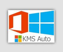 Активатор KMSAuto для Windows, Office 2021-2022