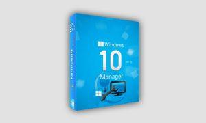Ключи активации Windows 10 Manager