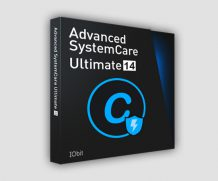 Advanced SystemCare Ultimate 14 + ключ 2021-2022