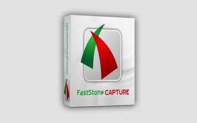 FastStone Capture 9.4 скачать бесплатно 2021-2022