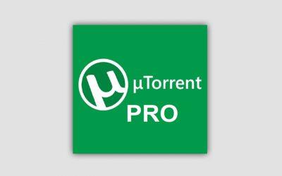 uTorrent Pro (русская версия) 2021 скачать бесплатно